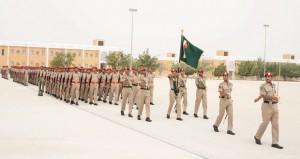تخريج دورة ضباط الخدمة المحدودة بالجيش السلطاني العماني