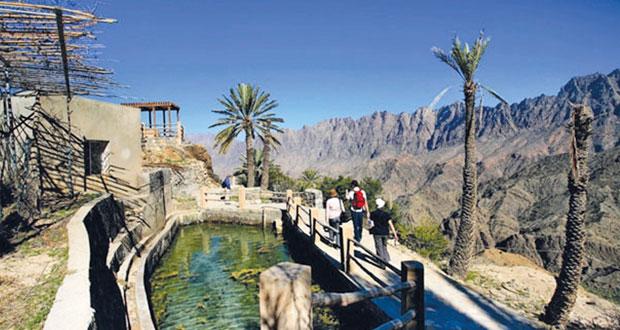 9 وجهات سياحية تستقطب أكثر من 409.5 ألف زائر