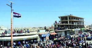 الجيش السوري ينهي الوجود الإرهابي في حوض اليرموك