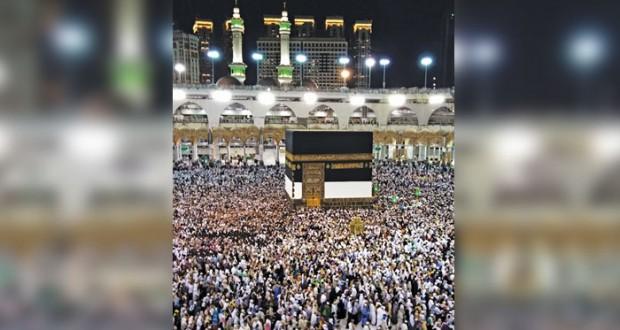 السعودية تعلن اكتمال وصول الحجاج من الخارج