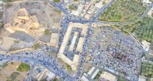 هبطات العيد تشهد حركة تجارية نشطة