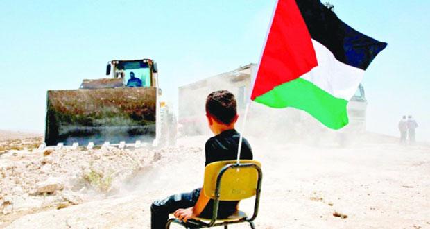 (الخان الأحمر) يسدل الستار على إمكانية إقامة دولة فلسطينية متصلة