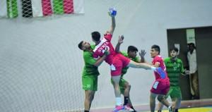 منتخبنا لناشئي اليد يحقق أول فوز له بالبطولة الآسيوية الثامنة بالأردن بتغلبه على المنتخب السوري