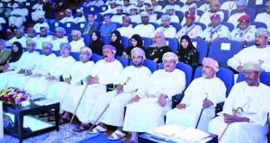 افتتاح الملتقى الطلابي الثاني لمؤسسات التعليم العالي بالسلطنة