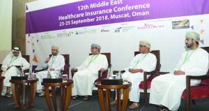 مؤتمر الشرق الأوسط الدولي الـ 12 للتأمين الصحي يبحث مراحل وأسس التطبيق الإلزامي على العاملين بالقطاع الخاص