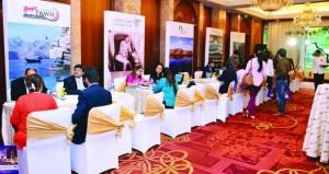 """""""السياحة"""": حلقات عمل بنيودلهي لترويج المقومات السياحية للسلطنة"""