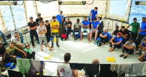 ليبيا : (يونيسف) تقول نصف مليون طفل في طرابلس في (خطر مباشر)