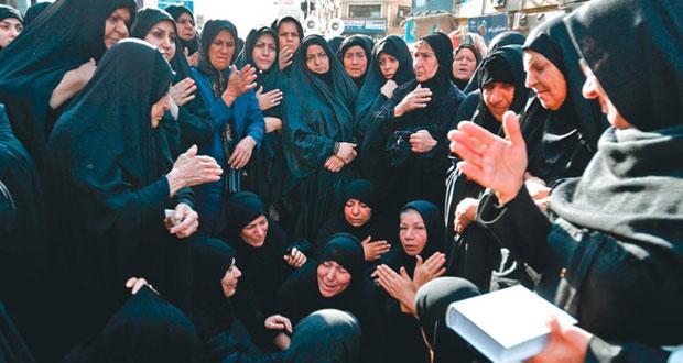 إيران تدعو للحوار مع الدول المجاورة وتتوعد أميركا وإسرائيل