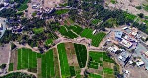 أهالي عبري يشيدون بتنفيذ مشروع سد التغذية الجوفية على وادي السليف