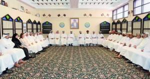 وفد بحريني يطلع على المقومات والفرص الاستثمارية بالسلطنة