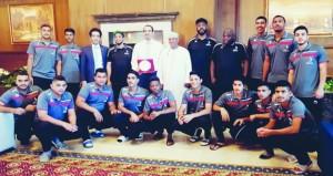 عودة بعثة منتخبنا الوطني لناشئي اليد عقب المشاركة في البطولة الآسيوية الثامنة بالأردن