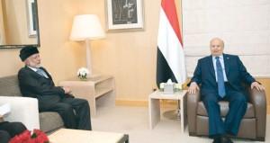 السلطنة تؤكد تقديم كافة أوجه الدعم اللوجيستي للشعب اليمني