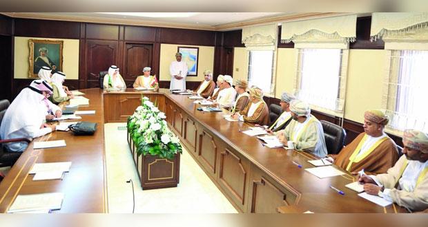 السلطنة والسعودية تستعرضان سبل التعاون في القطاعات الزراعية والثروة السمكية والأمن الغذائي