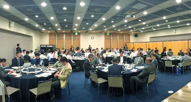 (استثمر في الدقم) تستعرض في كوريا الفرص الاستثمارية بالمنطقة