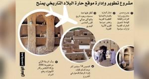 حارة البلاد بمنح جاهزة للاستثمار السياحي