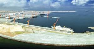 دراسة اقتصادية لمعهد الشرق الأوسط بواشنطن : ميناء الدقم يقود الاقتصاد الوطني للانتقال إلى مرحلة ما بعد النفط