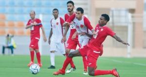9 لقاءات هامة في انطلاق منافسات كأس جلالته لكرة القدم