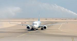 بدء الأعمال التشغيلية لمطار الدقم بالوسطى وسط توقعات بنمو الحركة الاقتصادية والسياحية للمحافظة