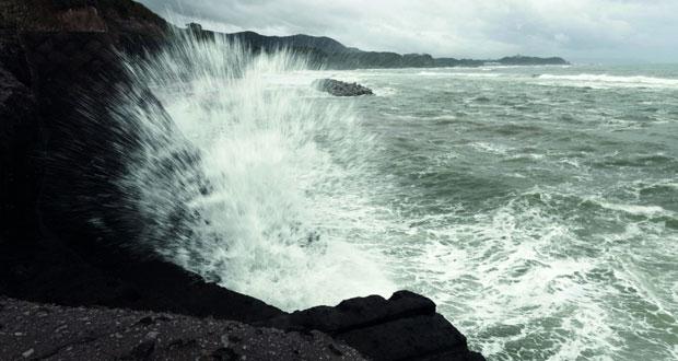 """إعصار """"ترامي"""" القوي يضرب جزر اليابان الجنوبية"""