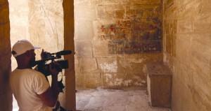 افتتاح مقبرة أثرية أمام السياح لأول مرة منذ 79 عاما بمصر