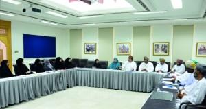 مديرية الكشافة والمرشدات تناقش التسجيل الإلكتروني وعدداً من الجوانب التطويرية