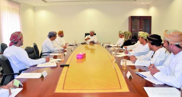 اجتماع اللجنة التنفيذية لإعداد خطة وطنية لحماية المعارف التقليدية وأشكال التعبير الثقافي