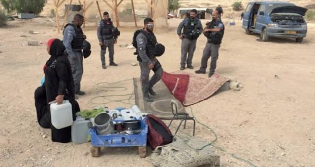 الاحتلال يجدد اعتداءه على قرية العراقيب