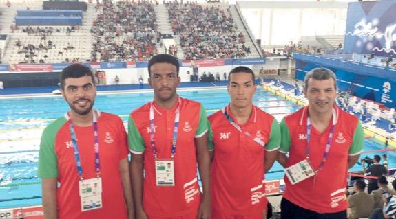 لجنة منتخبات السباحة تناقش مشروع إشهار وتفعيل أنشطتها بالأندية