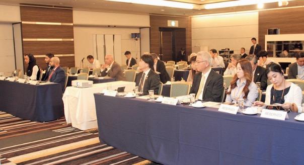 """استعراض المزايا الاستثمارية بـ """"اقتصادية الدقم"""" أمام رجال الأعمال في أوساكا اليابانية"""