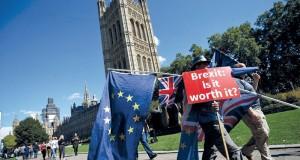 بريطانيا لن تسدد كامل فاتورة (بريكست) في حال عدم التوصل لاتفاق