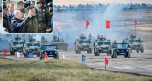 روسيا تتعهد مواصلة تعزيز الجيش وتشيد بالتعاون العسكري مع الصين ومنغوليا