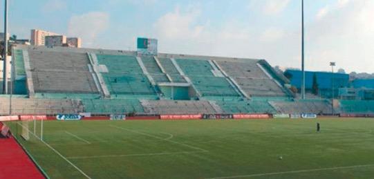 اتحاد الجزائر يحدد ملعب موقعة الإياب أمام المصري بالكونفيدرالية الأفريقية