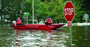 جنوب شرق الولايات المتحدة لا يزال مهددا بالفيضانات بعد الإعصار فلورنس
