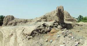 بيت سليط من المعالم الأثرية والتاريخية بعلاية نـزوى