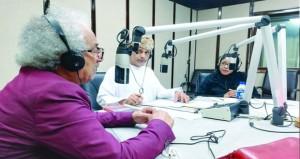 """""""منتدى المسرح"""" برنامج إذاعي يناقش واقع المسرح العماني قضاياه المتعددة"""