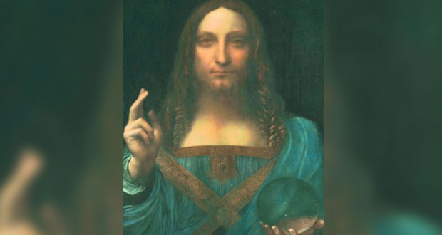"""تأجيل كشف الستار عن لوحة """"سلفاتور مندي"""" لـ ليوناردو دافنشي"""""""
