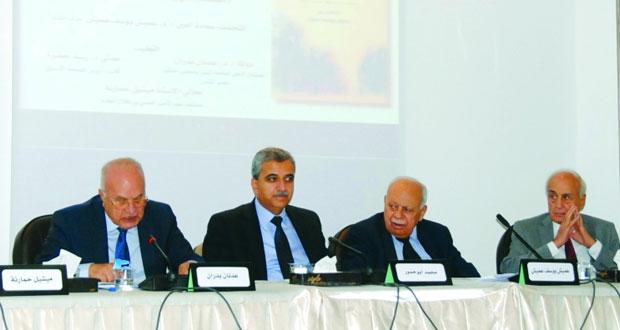 """منتدى الفكر العربي يقيم ندوة عن """"نشأة العلوم الطبية في عصر الحضارة العربية الإسلامية"""""""