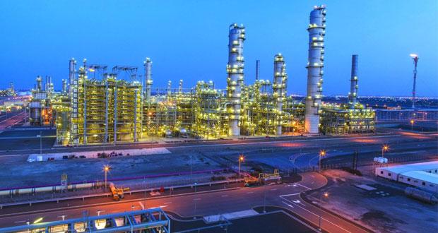 25% ارتفاعا في إجمالي منتجات المصافي والصناعات البترولية بنهاية أغسطس