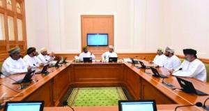"""""""اقتصادية"""" الشورى تناقش قضايا وتحديات الاقتصاد الوطني"""