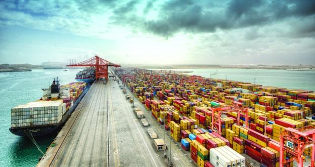 الميزان التجاري يسجل فائضا بأكثر من 1.7 مليار ريال عماني بنهاية أبريل