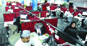 (3453) من القوى العاملة الوطنية يقودون بنك مسقط للريادة وتحقيق النجاحات والانجازات