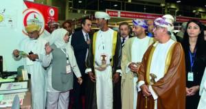 بدء فعاليات المؤتمر العلمي للجمعية العمانية الطبية العمانية ومعرض عمان الدولي للصحة 2018م