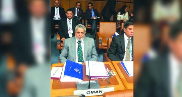 السلطنة تختتم مشاركتها في اجتماع أمانة جمعية الدول الأطراف في الأكاديمية الدولية لمكافحة الفساد