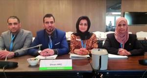 اللجنة العمانية لحقوق الانسان تشارك في اجتماع منتدى آسيا والمحيط الهادي ومؤتمر المساواة بهونغ كونغ