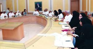 اللجنة الوطنية للأمراض غير المعدية تناقش تقرير منظمة الصحة العالمية