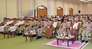 الوزير المسؤول عن شؤون الدفاع يفتتح أعمال المؤتمر الأول للطب العسكري وطب الكوارث