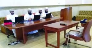 التصفيات الأولية لمسابقة السلطان قابوس للقرآن الكريم الـ (28) تحط رحالها في جامع السلطان قابوس بالسويق