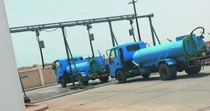 المناطق الساحلية بجعلان بني بو علي بحاجة لتوصيل مياه الشرب لقاطنيها