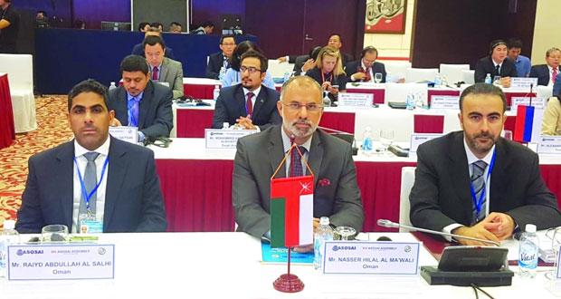 اختتام أعمال الاجتماع الرابع عشر للجمعية العامة للأسوساي بفيتنام