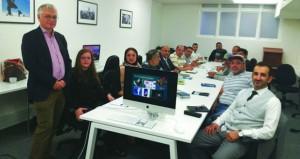 16 صحفيا عمانيا يشاركون في دورة الإعلام الشامل ببريطانيا